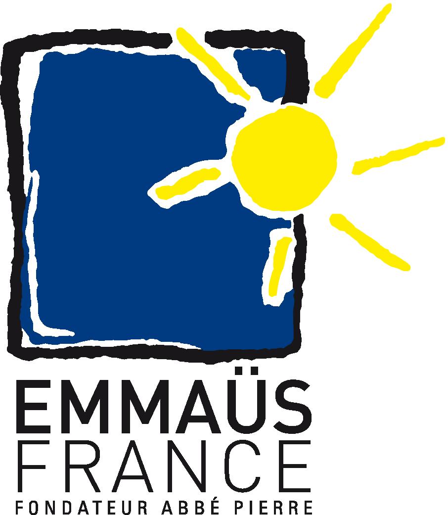 Emmaüs France logo